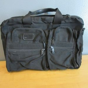Tumi Ballistic Briefcase/ Carry on bag